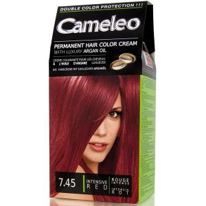 Крем-краска Cameleo Permanent Hair Color Cream, 7/45 Интенсивный красный