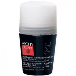 ипоаллергенный дезодорант для мужчин VICHY HOMME