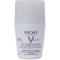Гипоаллергенный дезодорант без запаха Vichy Sensible, 50 мл