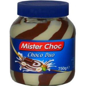 Шоколадный крем Mister Choc
