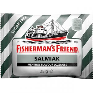 Лакричные конфеты без сахара Fisherman's