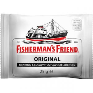 Мятные пастилки Fisherman´s Friend Original