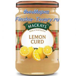 Лимонное желе Mackays