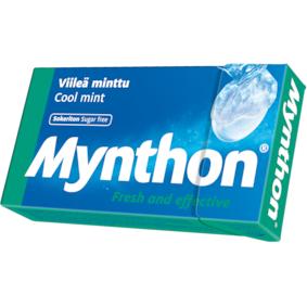 Леденцы без сахара Mynthon Cool Mint