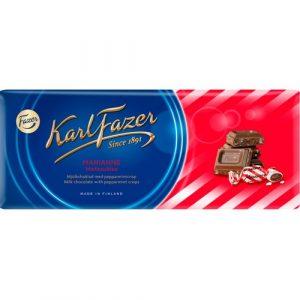 FAZER Фазер молочный шоколад