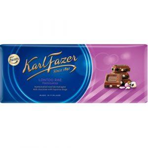Фазер шоколад с лакрицей