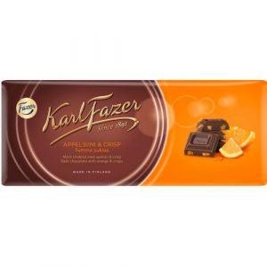 Фазер шоколад с апельсином