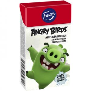 Детские фруктовые пастилки Fazer Angry Birds