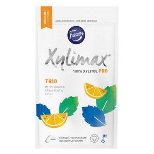 Жевательная резинка без сахара Fazer Xylimax