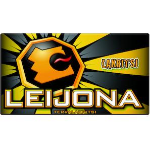 Лакричные конфеты Leijona Lakritsi