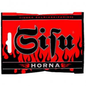 Лакричные конфеты солёные Sisu Horna