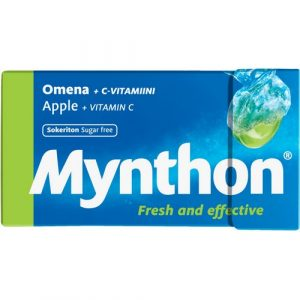 Леденцы без сахара с витамином С Mynthon