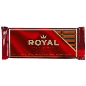 Молочный шоколад из Финляндии