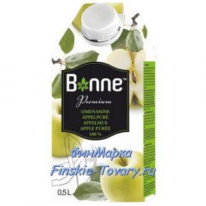 Яблочный сок 100% Bonne Omenasose