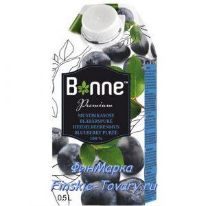 Черничный сок 100% Bonne