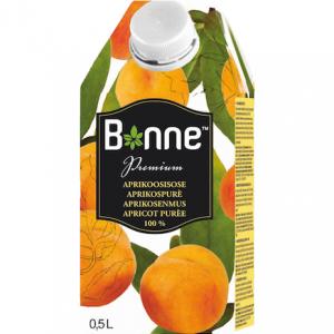 Абрикосовый сок 100% Bonne