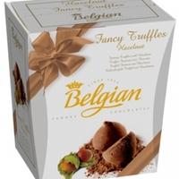Бельгийские трюфели ореховые Belgian