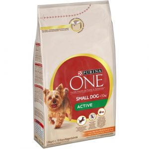 Purina ONE My Dog Is Active сухой корм для маленьких пород