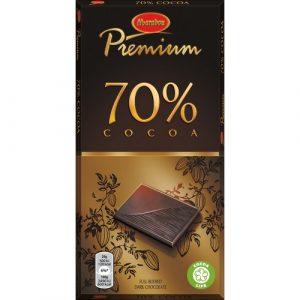 Тёмный шоколад из Финляндии