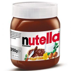 Паста NUTELLA шоколадная
