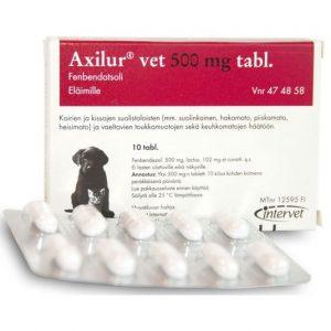 Глистогонное ветеринарное средство Axilur