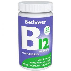 Витамин B12 и фолиевая кислота Bethover