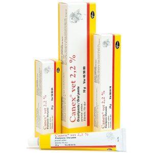 Глистогонное для собак CANEX VET 2,2 %, 10 гр