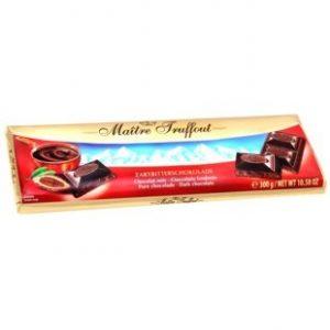 Шоколад тёмный Maitre Truffout из Финляндии