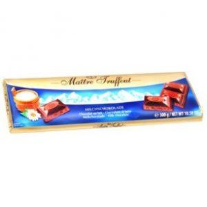 Шоколад молочный Maitre Truffout из Финляндии