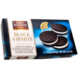 Печение Feiny Biscuits Black & White