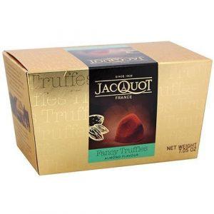 Шоколадные трюфели миндальные Jacquot Truffes Almond, 200 гр