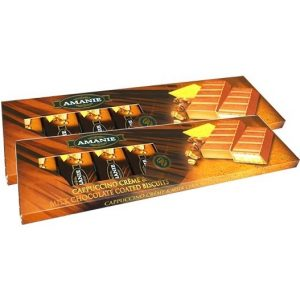 Amanie шоколад из Финляндии