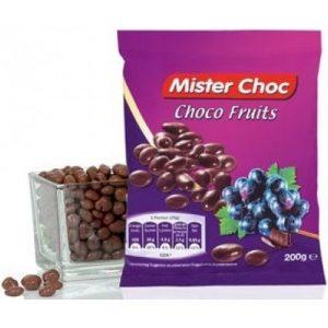 Изюм в молочном шоколаде Mister Choc