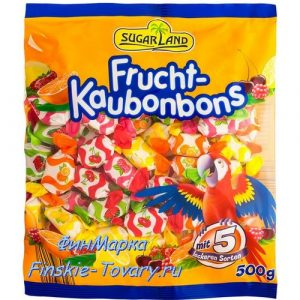 Конфеты SugarLand фруктовое ассорти