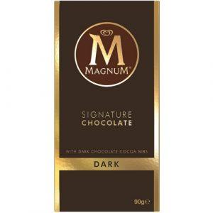Тёмный шоколад классический