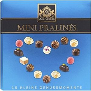 мини пралине конфеты из Финляндии