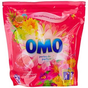 Капсулы для стирки Оmo capsules Tropiques et Magnolia