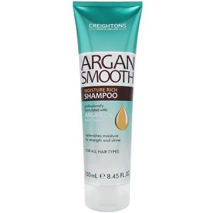 Шампунь увлажняющий с маслом арганы Argan Smooth Moisture Rich Shampoo, 250 мл