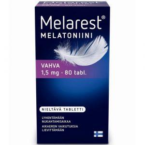 Melarest_Vahva мелатонин для сна