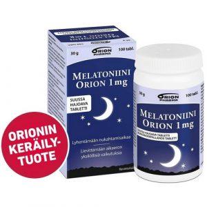 Melatoniini_Orion мелатонин для сна
