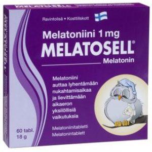 Melatosell мелатонин для сна
