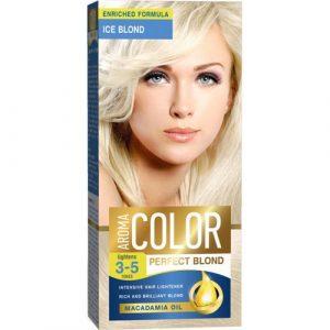 aroma-color краска для волос из Финляндии