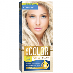 Краска для волос Aroma Color Perfect Blond 5-7 Ultra Blond