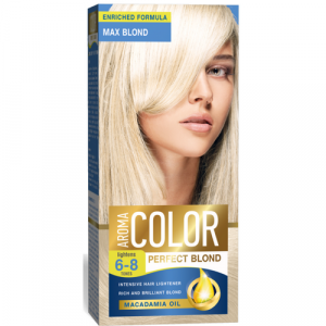 Краска для волос Aroma Color Perfect Blond 6-8 Max Blond