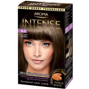 Краска для волос Aroma Color INTENSE 6.0 LIGHT BROWN