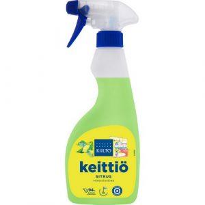 спрей для уборки в кухне Kiilto