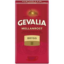 Кофе молотый GEVALIA (Гевалия) Mellanrost Brigg, 450 гр