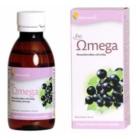 масло чёрной смородины Iho_omega