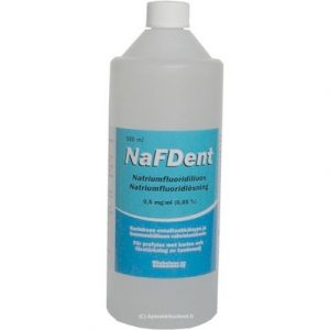 фторид натрия для полоскания