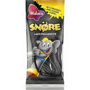Лакричные конфеты шведские